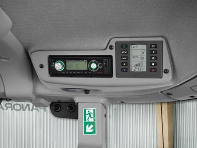 Manuelle Klimaanlage (Klimaautomatik Option)